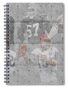 Cleveland Browns Legends Spiral Notebook