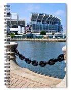 Cleveland Glory Spiral Notebook