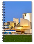 Cleveland Icons Spiral Notebook