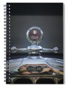 Cleveland Spiral Notebook