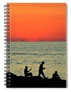 Cleveland Lakefront Spiral Notebook