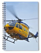 Cleveland Metro Life Flight Spiral Notebook