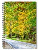 Cleveland Metroparks Spiral Notebook