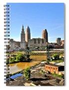 Cleveland Ohio Spiral Notebook