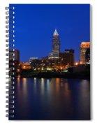 Cleveland Panorama Spiral Notebook