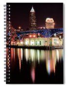Cleveland Panoramic Reflection Spiral Notebook