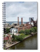Cleveland West Bank Spiral Notebook
