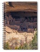 Cliff Dwelling Spiral Notebook