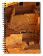 Cliff Dwellings Spiral Notebook