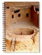 Cliff Palace Closeup Spiral Notebook
