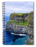 Cliffs Of Moher Spiral Notebook
