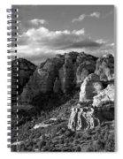 Cliffs Of Sedona Spiral Notebook