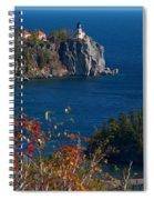 Cliffside Scenic Vista Spiral Notebook