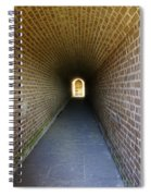 Clinch Hall Spiral Notebook