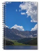 Clinton Gulch Summer Spiral Notebook