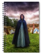 Cloak Spiral Notebook