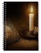 Clock - Memories Eternal Spiral Notebook