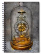 Clocksmith - The Time Capsule Spiral Notebook