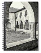 Cloister Spiral Notebook