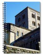 Cloisters II Spiral Notebook