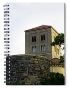 Cloisters Iv Spiral Notebook
