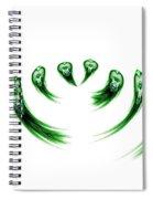 Clones Spiral Notebook