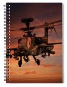 Close Air Support  Spiral Notebook