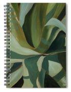 Close Cactus Spiral Notebook