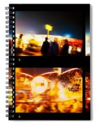 Close Encounters Spiral Notebook