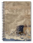Close To Shore Spiral Notebook