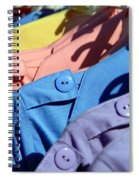Clothes Street Sale Spiral Notebook