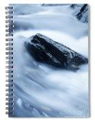 Cloud Falls Spiral Notebook