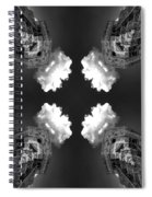 Cloud Generator Spiral Notebook