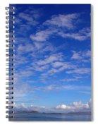 Cloud N Sky 3 Spiral Notebook
