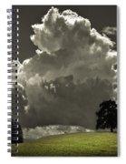 Cloud No.9 Spiral Notebook