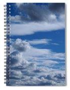 Cloud Ten Spiral Notebook