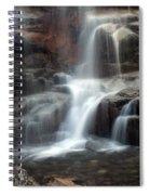 Cloudland Falls Spiral Notebook