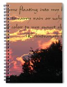 Clouds - Featured In Beauty Captured Group Spiral Notebook