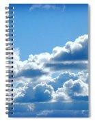 Clouds Of Glory II Spiral Notebook