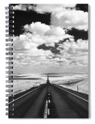 Clouds On Top Spiral Notebook
