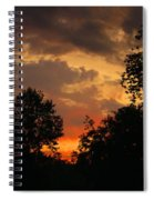Cloudy Dawn Spiral Notebook