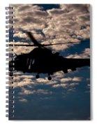 Cloudy Day Spiral Notebook