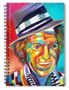 Clowning Spiral Notebook