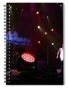 Club Nouveau Spiral Notebook