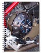 Clutch Spiral Notebook