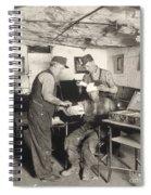 Coal Mine Hospital, C1917 Spiral Notebook