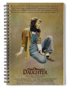 Coal Miner's Daughter  Spiral Notebook