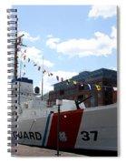 Coast Guard 37  Spiral Notebook