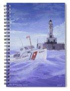 Coast Guard 40300 Spiral Notebook