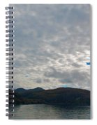 Coast N Clouds 1 Spiral Notebook